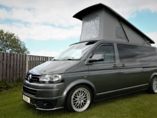 Sky – VW T5 Luxury Campervan - Fully Equipped