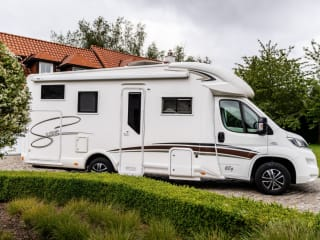 All-in Mobilhome MC Louis