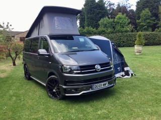 Bailey  – VW T6.1 Campervan