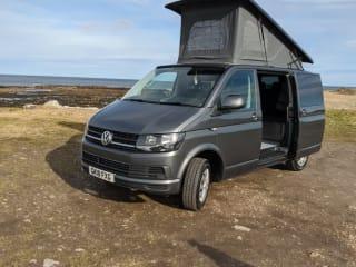 2018 VW camper van
