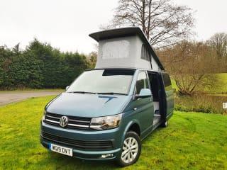 Carlos – Brand New VW T6 Camper