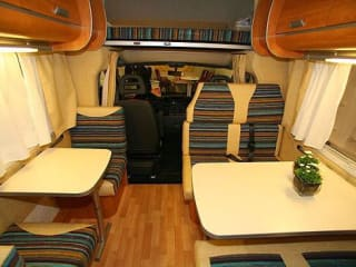 joint spaceline – Mobile home for the whole family