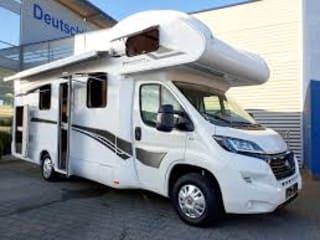 G+type – Zeer moderne camper volledig ingericht, 200 gratis extra's, navigatie, tv