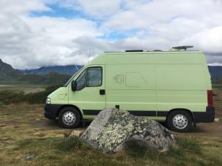 Hopper – Coole camperbus voor avontuurlijke vakanties