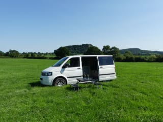 Doris – 'Doris' our beloved VW T5.1 Camper.