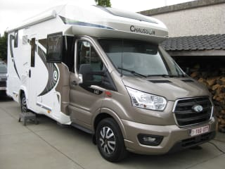 CHAUSSON 640 FORD 170 AUTOMATIC