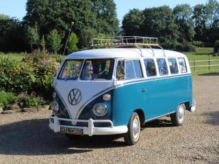 """Alfie The Splitty – Alfie The Splitty - Our """"Swinging Sixties"""" VW T1 Split Screen!!"""