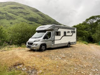 Luxurious Home Away From Home Touring With The Dolce Vita