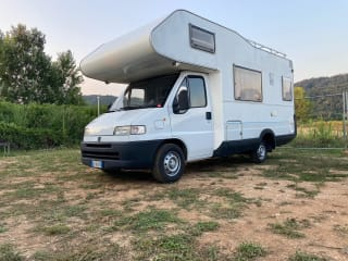 Ducato knaus 6 places