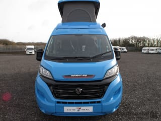 Discover - Brand New 4 berth Campervan