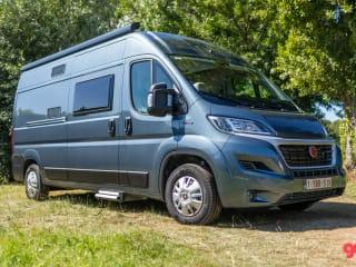 Nieuwe camper van te huur - Fiat Ducato Livingstone 5