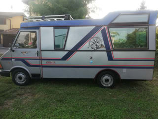 The camper for carefree travel