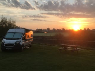 'SoFi'  - Our off grid Campervan