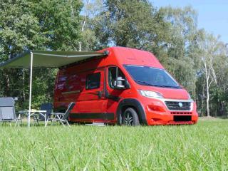 Nieuwe 2020   Luxe camperbus   met hefbed   camera   navigatie