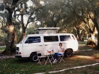 Campervan Morrison