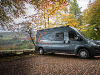Alpine II - Brand new Carabus 600K Campervan