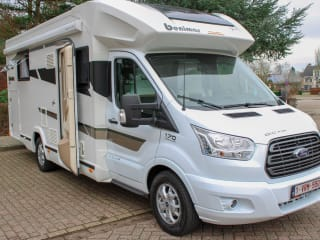 Luxe camper Ford Cocoon 496 - Automaat - 170pk