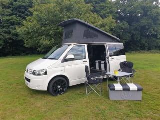 Modern VW T5.1 Campervan