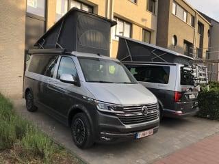 Volkswagen California T6.1 Ocean 2021 – Volkswagen California Ocean T6.1 2021 te huur