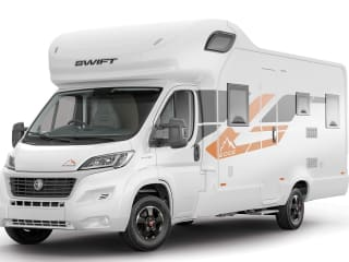 2021 Swift Edge 486 6 berth