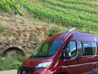 Heerlijke Compacte  Possl Camperbus