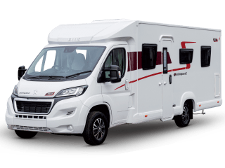 Ted – Elddis Autoquest 150. 2021 Luxury 4 berth motorhome. Known as ''Ted''.