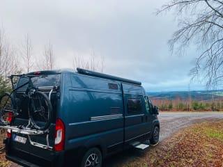 Chausson Twist – Adventure Camper ideaal om samen op avontuur te trekken