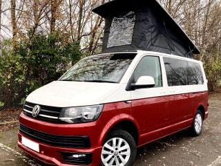 Stunning 4 berth VW Campervan