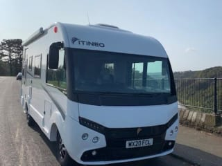 Jumbo – Family Luxury -  NEW 2020 6 Birth Luxury A Class Motor-home
