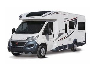 Mollie – Mollie - 6 berth Luxury on Wheels