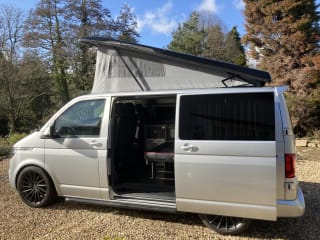 Luxury VW Campervan T6.1 2020