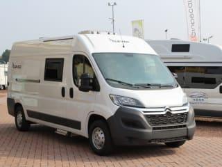 Dino il furgoncino  – Clever Van