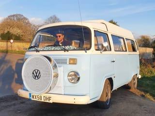 Skye  – Beautiful Classic VW Camper