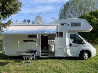Gianluca  –  prova una vacanza alternativa in camper