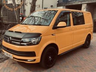 Golden Nugget – Volkswagen T6 highline