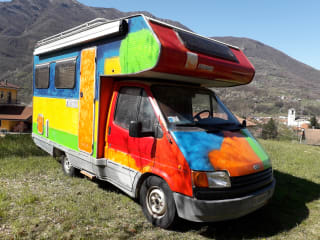 Camper Colors – Camper Colors in libertà!