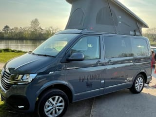 Escape to your staycation with Academy Pro Camper Hire! - 1