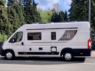 Camperbus Benivan Up 190, 2021! – Nieuwe camperbus, Benivan 190 UP, 2021.