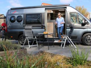 Carthago Malibu Van 640 LE RB