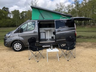 2021 Ford Transit Custom Campervan 4 Berth