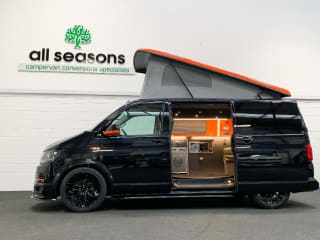Florence – Luxury VW T6 Campervan in North East England