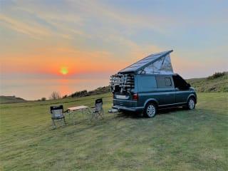 Indie – Luxury Camper in Devon