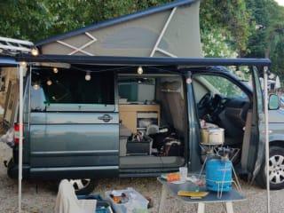 Cali – Volkswagen California T5
