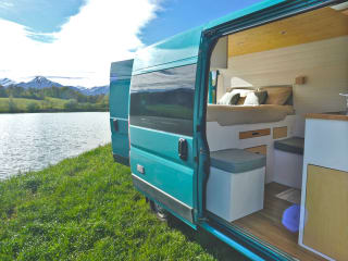 Oslo – Handmade Campervan by Professionals - PEUGEOT Boxer
