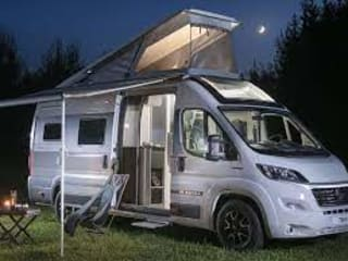 Jerry – Hire Jerry out Brand New 4 Berth Pop Top Motorhome