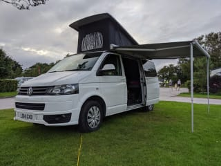 2-4 Berth  2014 VW Camper