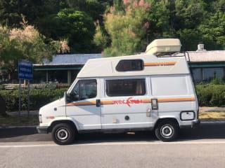 Wingamm  – Camper puro van wingamm