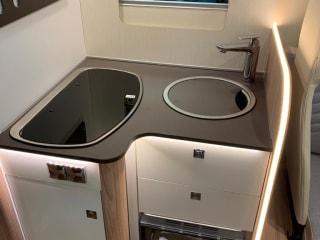 Mac  – Luxury 5 berth motorhome - brand new