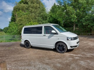 ROXY  Our family 4 berth VW Transporter