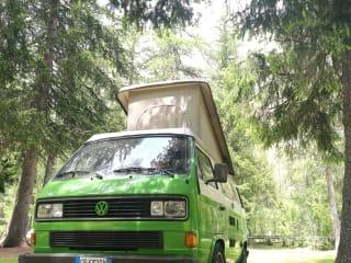 HannoverEditionVitaminizzatoSimilWestfalia – VW T3 1.9Td - Westfalia Style